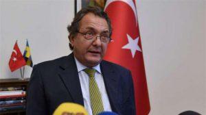 Türk büyükelçi İsveç Dışişleri'ne çağrıldı