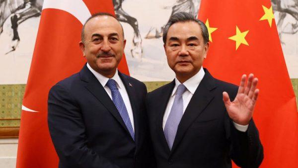 """Çavuşoğlu: """"Çin'e karşı hiçbir faaliyete ve haberlere izin vermeyeceğiz"""""""