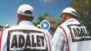 CHP, Adalet Kurultayı ile ilgili yeni videolu paylaşım