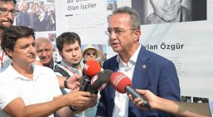 CHP'li Tezcan'dan AKP'li Turan'a: Kurultay'a gel ve sen de faydalan