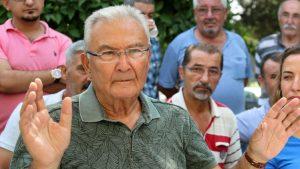 """Deniz Baykal """"Kılıçdaroğlu tartışması"""" için konuştu: Siyasi meseleyi mahkemede…"""