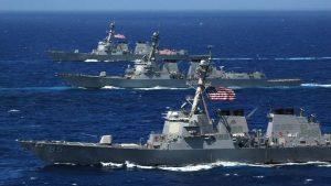 ABD'den tüm dünyadaki deniz operasyonları için şok karar!
