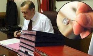Cumhurbaşkanı Erdoğan'ın ofisinden çıkan 'böcekleri' kimin getirdiği ortaya çıktı