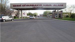 Pist aydınlatma sistemindeki arıza Diyarbakır'da uçuşları durdurdu