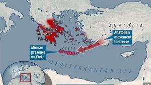 Avrupa'nın ilk gelişmiş uygarlıklarının kökenleri Türkiye'den çıktı