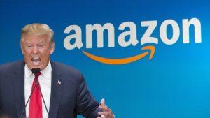 Donald Trump'ın bir tweet'i Amazon'a 6 milyar dolar zarara mal oldu