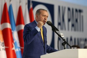 Erdoğan'dan AKP teşkilatlarına mesaj!