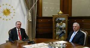 Programda yoktu! Tarabya'da Erdoğan'dan sürpriz görüşme…