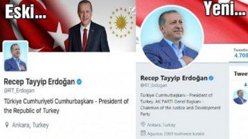 Erdoğan Cumhuriyet'i sildi! Hükümetten ilk açıklama geldi