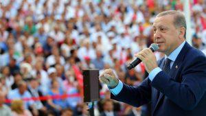 Erdoğan'dan Alman Bakan'a: Sen kimsin, haddini bil!