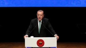 Cumhurbaşkanı Erdoğan: 15 Temmuz, 18 Mart'tan (Çanakkale) daha anlamlı