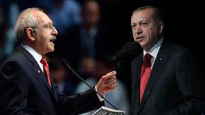 CHP milletvekillerinden hashtag: #ErdoğanKılıçdaroğluİleCANLIyayınaVarmısın
