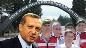 Cumhurbaşkanı Erdoğan, Akıncı Üssü davasında müdahil olma talebinde bulundu