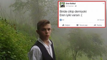 CHP, Eren Bülbül için kanun teklifi verdi