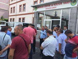 BEDAŞ'ın Erenler Cemevi'nin elektriğini kesmesi engellendi