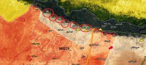 Suriye Ordusu Fırat'ın güney yakasında