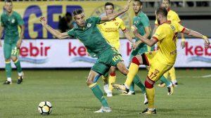 Fenerbahçe-Göztepe maçında kazanan taraf yok: 2-2
