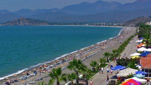 Fethiye'de tüm sahiller ücretli oldu, halk denize bedava girecek yer bulamıyor!