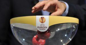 Başakşehir ve Fenerbahçe'nin rakipleri belli oluyor