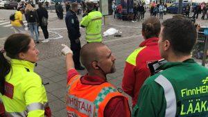 Finlandiya'da bıçaklı saldırı: 2 ölü, 8 yaralı; Polis: Terör saldırısı değil