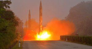 Adım adım savaşa! Kuzey Kore, ABD'ye füze için adres verdi!