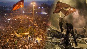 """AKP'nin yeni cihatçı müfredatında """"Gezi Parkı olayları"""" düşman olarak gösteriliyor!"""