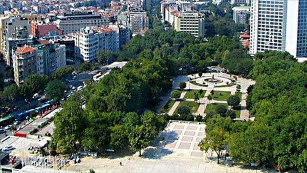 Gezi Parkı'nda bomba paniği!