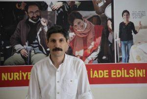 Gülmen ve Özakça'nın avukatı Gökoğlu da açlık grevine başladı