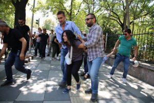 OHAL Komisyonu'na gitmişlerdi: Gülmen ve Özakça'nın avukatları gözaltına alındı