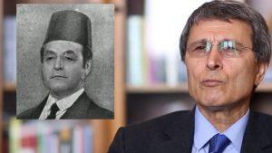 """Yusuf Halaçoğlu, Ayhan Oğan'ı """"Damat Ferit Paşaya"""" benzetti"""