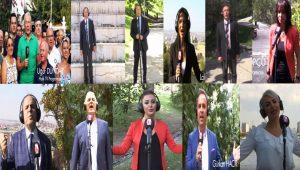 Halk Tv'den İzmir Marşı sürprizi