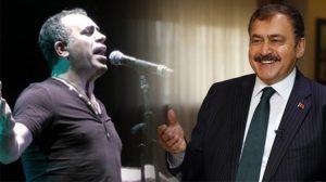 Bakan'ın teklifine Haluk Levent'ten yanıt geldi
