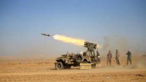 Irak IŞİD harekatını başlattı