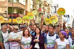 HDP'nin yeni eylem takvimi: 120 ayrı merkezde etkinlikler düzenlenecek