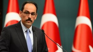İbrahim Kalın'dan Almanya Başbakanı Merkel'e yanıt