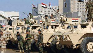 Irak ordusu Telafer'in merkezine girdi!