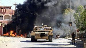 Irak ordusu Telafer'i IŞİD'den geri aldı