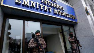 İstanbul Emniyetinde IŞİD'ci terörist bıçakla saldırdı: Bir polis şehit!