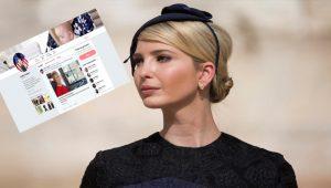 Donald Trump'ın kızı Ivanka Trump o Türk'ü paylaştı