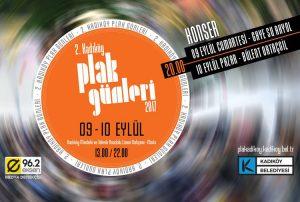 2. Kadıköy Plak Günleri 9-10 Eylül'de