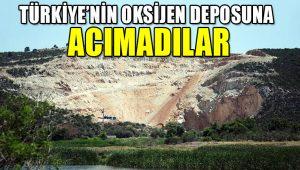 Kaz dağlarına maden ocağı tehdidi