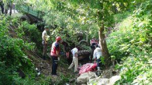 Fındık işçilerini taşıyan traktör devrildi: 7 ölü 20 yaralı