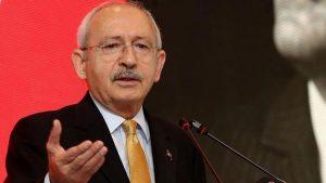 CHP lideri Kılıçdaroğlu, Belediye Başkanlarını topladı: Bu cesareti sen verdin Ona, Sen!