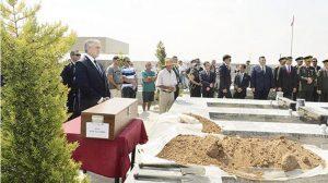 1974 Kıbrıs Barış Harekatı sırasında Rumların katlettiği 126 Türk mezar taşlarına kavuşuyor
