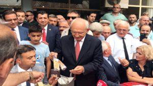"""Kemal Kılıçdaroğlu, """"Kavgayı bırakalım köylünün fındığına bakalım"""""""