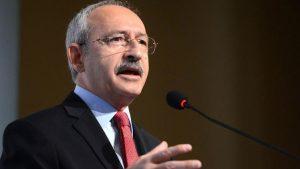 """Yeni Akit yazarından haddini aşan yazı: """"Kılıçdaroğlu'nu içeri atın"""""""