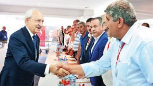 Kılıçdaroğlu hükûmete tarımda teşvik çağrısı yaptı