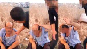 Kocaeli Gebze'de mahalleli küçük kızın çığlıklarına koştu, tacizciyi yakaladı!