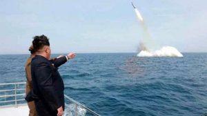 Kuzey Kore füze fırlattı: Dünya ayakta!