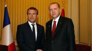 Fransa Cumhurbaşkanı Macron, tutuklu Fransız gazeteci için Cumhurbaşkanı Erdoğan'ı aradı